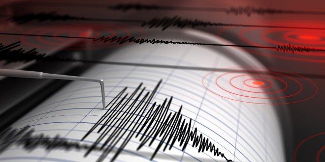 Depremi kartal gibi izlemek...