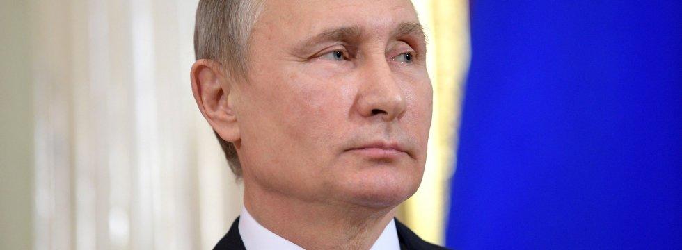 """Putin: """"Yabancı birlikler ülkeyi terk etsin"""""""