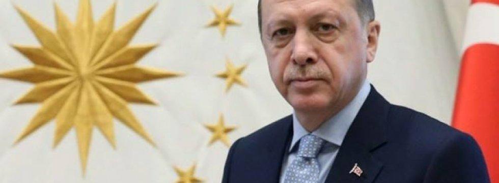 Erdoğan'dan 19 Mayıs mesajı: Kurtuluş Savaşı ruhu devam ediyor