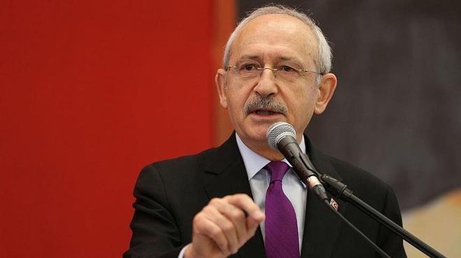 Kılıçdaroğlu'ndan liste açıklaması