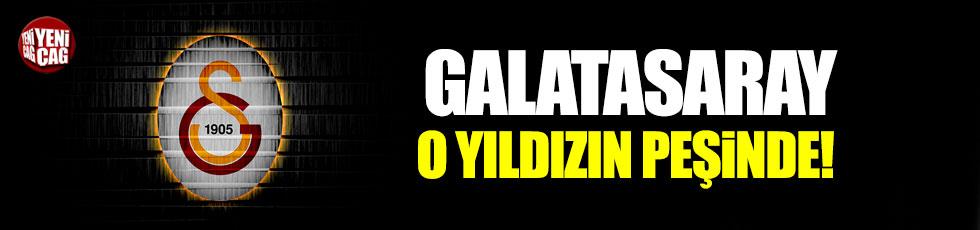 Galatasaray o yıldızın peşinde!