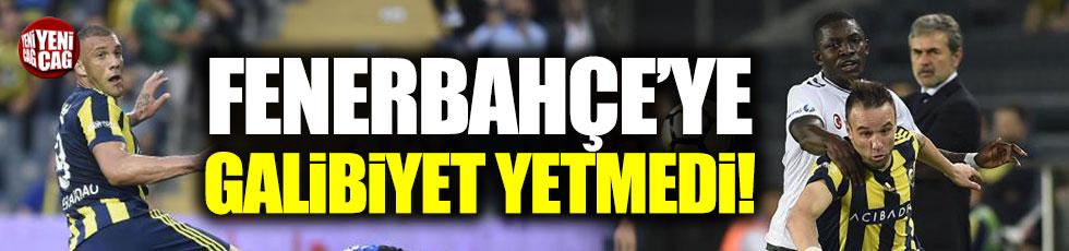 Fenerbahçe-Konyaspor maç sonucu: 3-2 (Maç özeti)