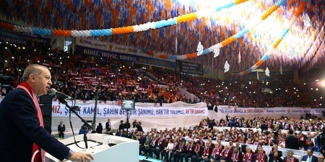 AKP milletvekili adaylarını 24 Mayıs'ta tanıtacak
