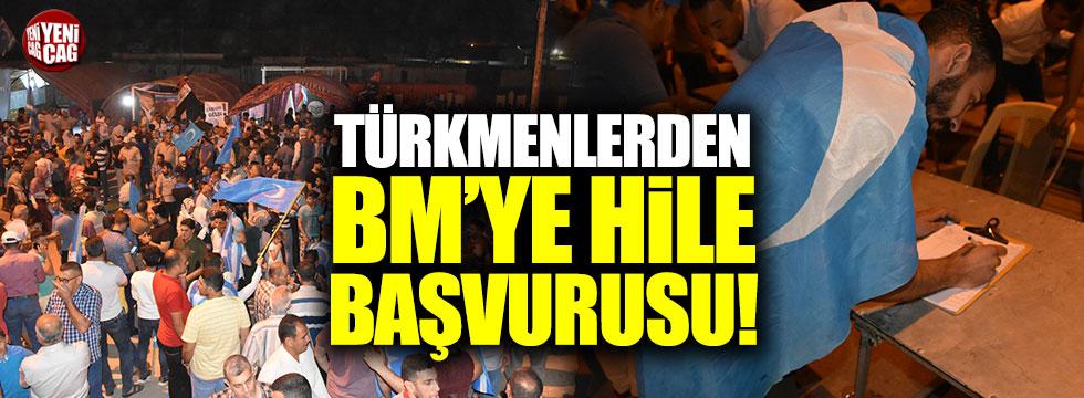 Türkmenler yapılan seçimleri BM'ye şikayet edecek