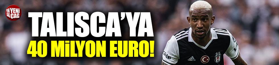 Talisca'ya 40 milyon euro