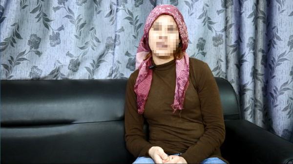 """Kadın terörist """"2 gün tecavüze uğradım"""""""