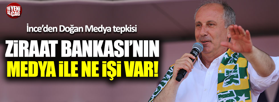 Muharrem İnce Osmaniye'de konuştu