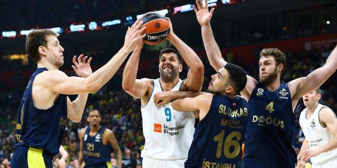 Fenerbahçe Euroleague finalinde kaybetti