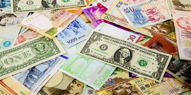 Dolar, euro, sterlin fırladı