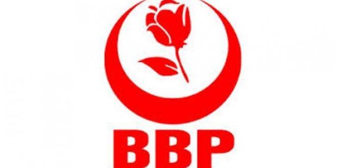 BBP'de 'Liste' krizi