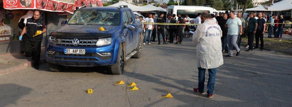 Adana'da park kavgası! 2 kardeş öldü