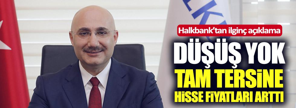 Halkbank'tan ilginç açıklama