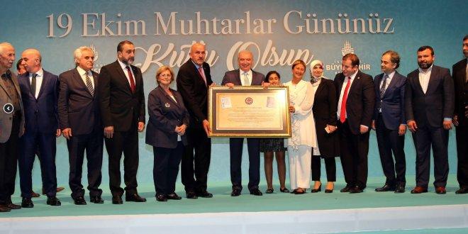 İBB, 'Muhtarlar buluşması' organizasyonları için 3.5 milyon lira harcadı