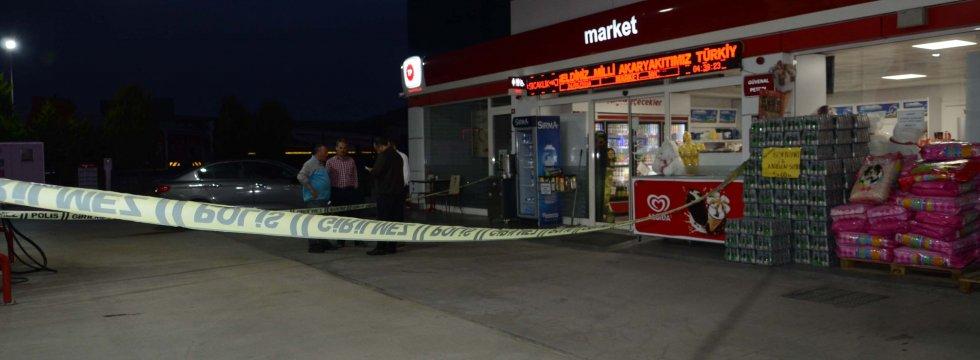 Tuzla'da gece yarısı soygunu