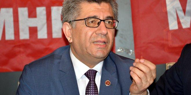 "MHP'li Aycan: ""Para politikalarına müdahale etmese daha iyi olur"""