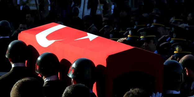 Şırnak'ta bir polisimiz şehit oldu