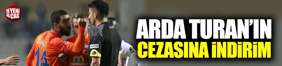 Arda Turan'ın 16 maçlık cezasında indirim