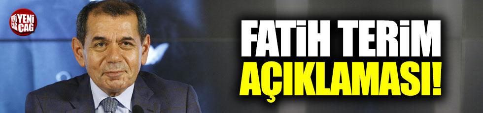 Dursun Özbek'ten çarpıcı Fatih terim açıklaması