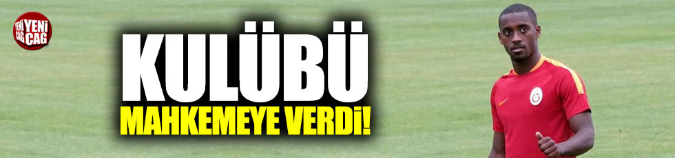 Galatasaraylı Lionel Carole kulübünü mahkemeye veriyor