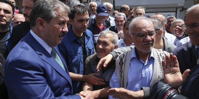 """Destici, AKP'nin seçim beyannamesini değerlendirdi: """"Çok doyurucu..."""""""