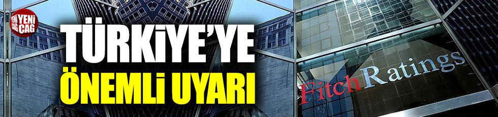 Fitch'ten 'Türk lirası' açıklaması