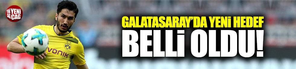 Galatasaray'da transferde yeni hedef belli oldu!