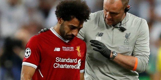 Liverpool'da Salah şoku