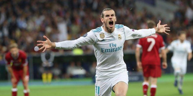 Real Madrid Şampiyonlar Ligi şampiyonu!