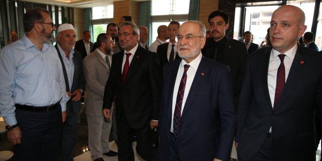 """Karamollaoğlu: """"Bu işin sonu diktatörlüğe gidecek"""""""