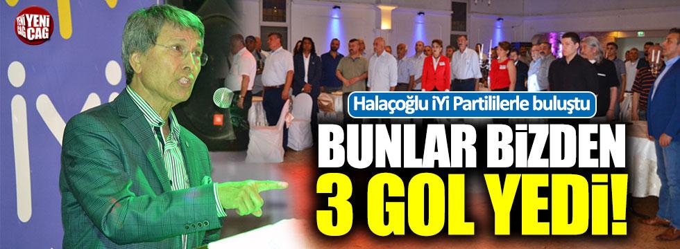 Yusuf Halaçoğlu İYİ Parti'nin etkinliğine katıldı