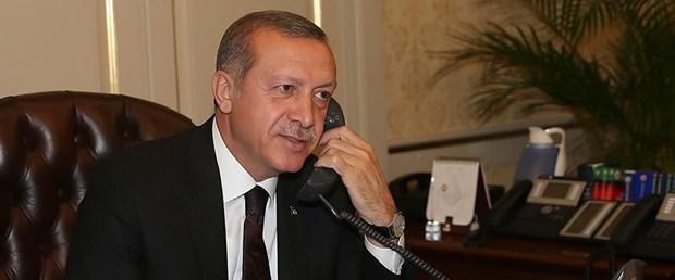 Erdoğan'dan Ali Koç'a telgraf
