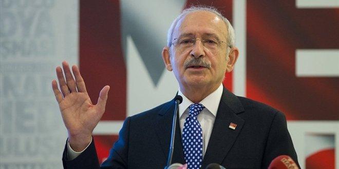 Kılıçdaroğlu Eskişehir'de konuştu