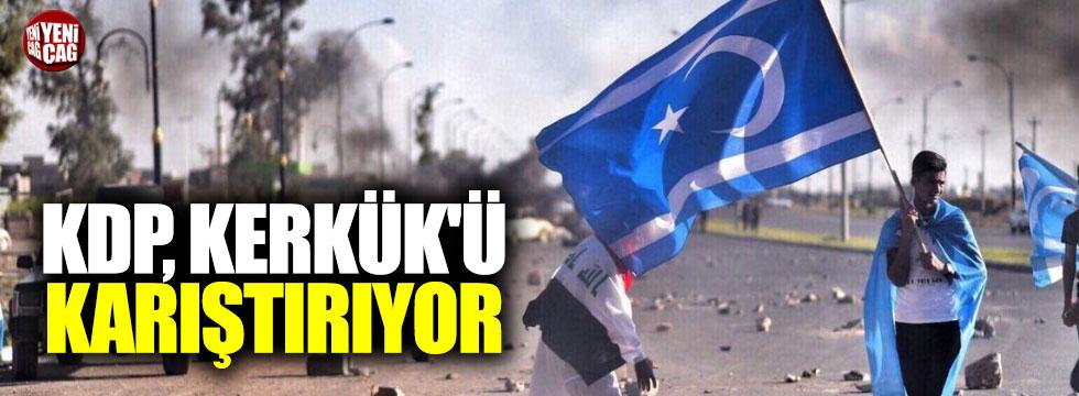 KDP Kerkük'ten vazgeçmiyor