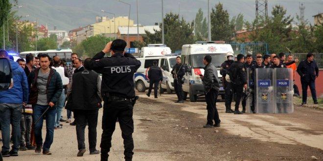 Erzurum'da aşiret kavgası: Yaralılar var