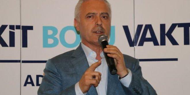 """AKP Genel Başkan Yardımcısı: """"Erdoğan'ı başkan yapmadan eşimiz bize haramdır"""""""