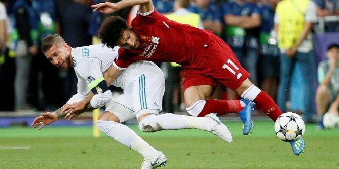 Futbol kasabı Sergio Ramos