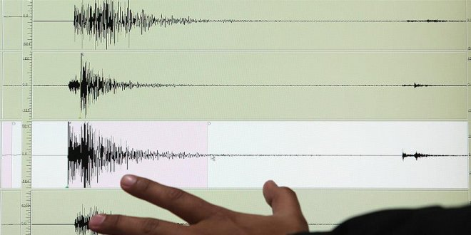 Fiji'de orta şiddette deprem