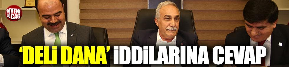 Fakıbaba'dan 'deli dana hastalığı' açıklaması