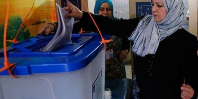 Irak'ta o oylar elle sayılacak