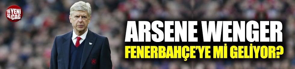 Arsene Wenger Fenerbahçe'ye mi geliyor?