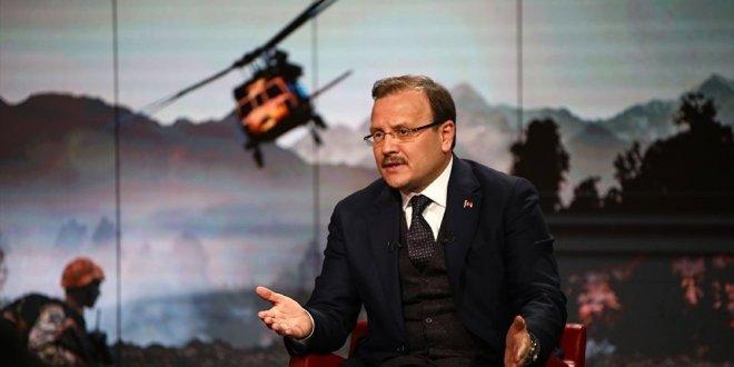 Başbakan Yardımcısı'ndan CHP'ye 'vaat' eleştirisi