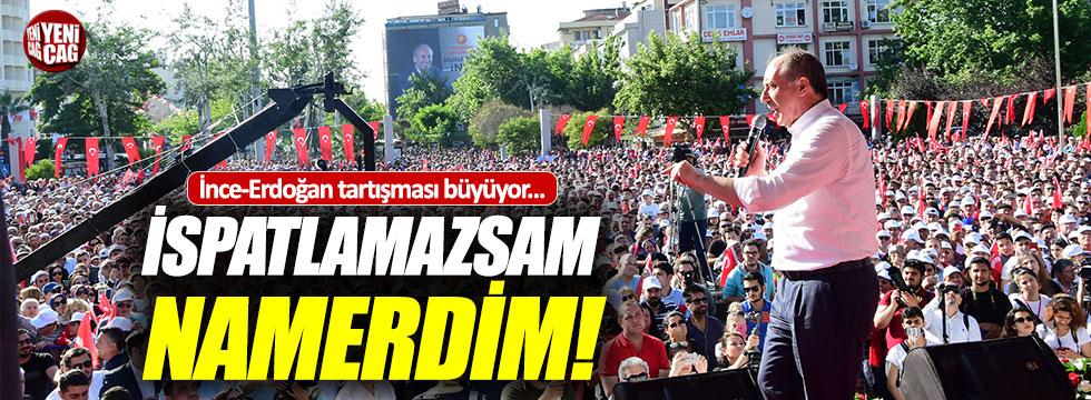 """İnce-Erdoğan arasındaki """"Gülen"""" tartışması büyüyor"""