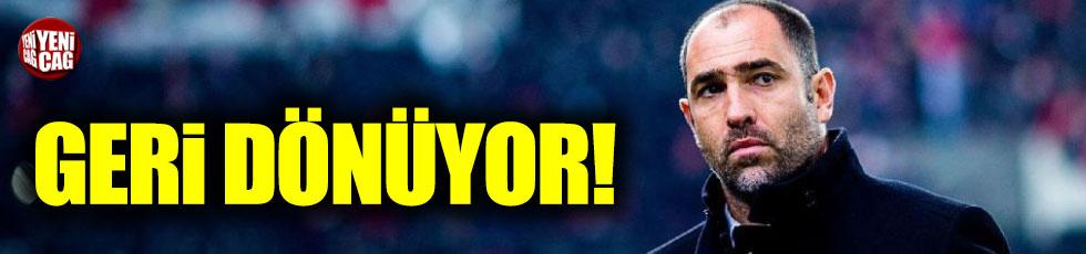 Igor Tudor Süper Lig'e geri dönüyor