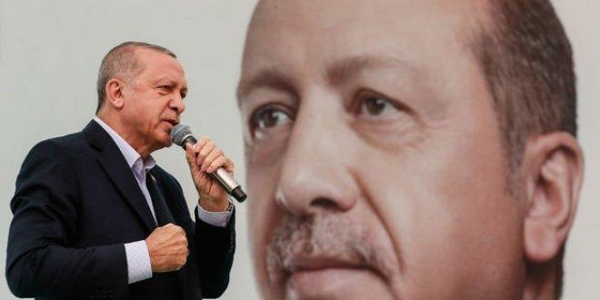 """Erdoğan: """"Ona ince ince anlatacağız"""""""