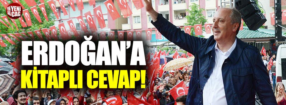 İnce, Erdoğan'a Kırşehir'den cevap verdi