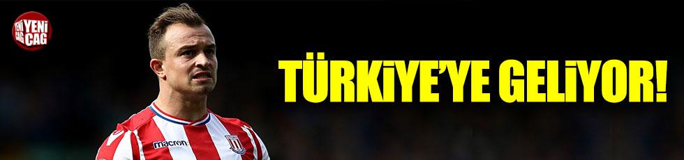 İstanbul'a geliyor!