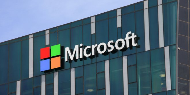 Microsoft dünyanın en değerli 3'üncü şirketi
