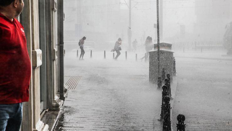 Meteoroloji'den kritik yağış uıyarısı