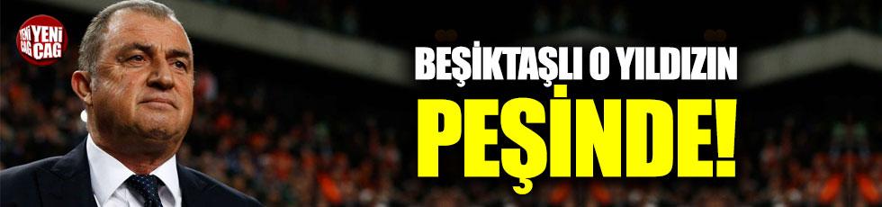 Terim, Beşiktaşlı o yıldızın peşinde!