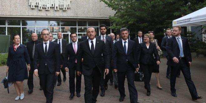 """Çavuşoğlu: """"Gülen için herhangi bir pazarlık yapmadık"""""""